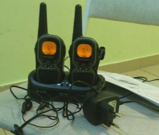 радиостанция voxtel mr550