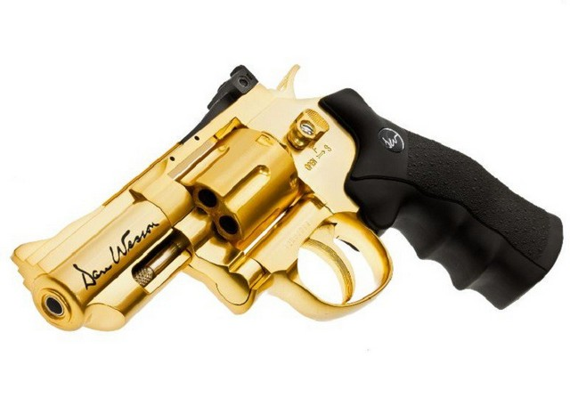 ASG Dan Wesson 2,5 GOLD