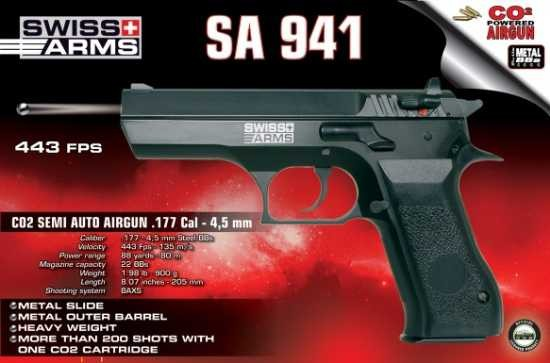 Коробка Swiss Arms 941