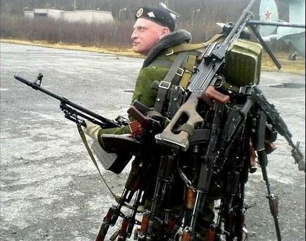 ношение оружия